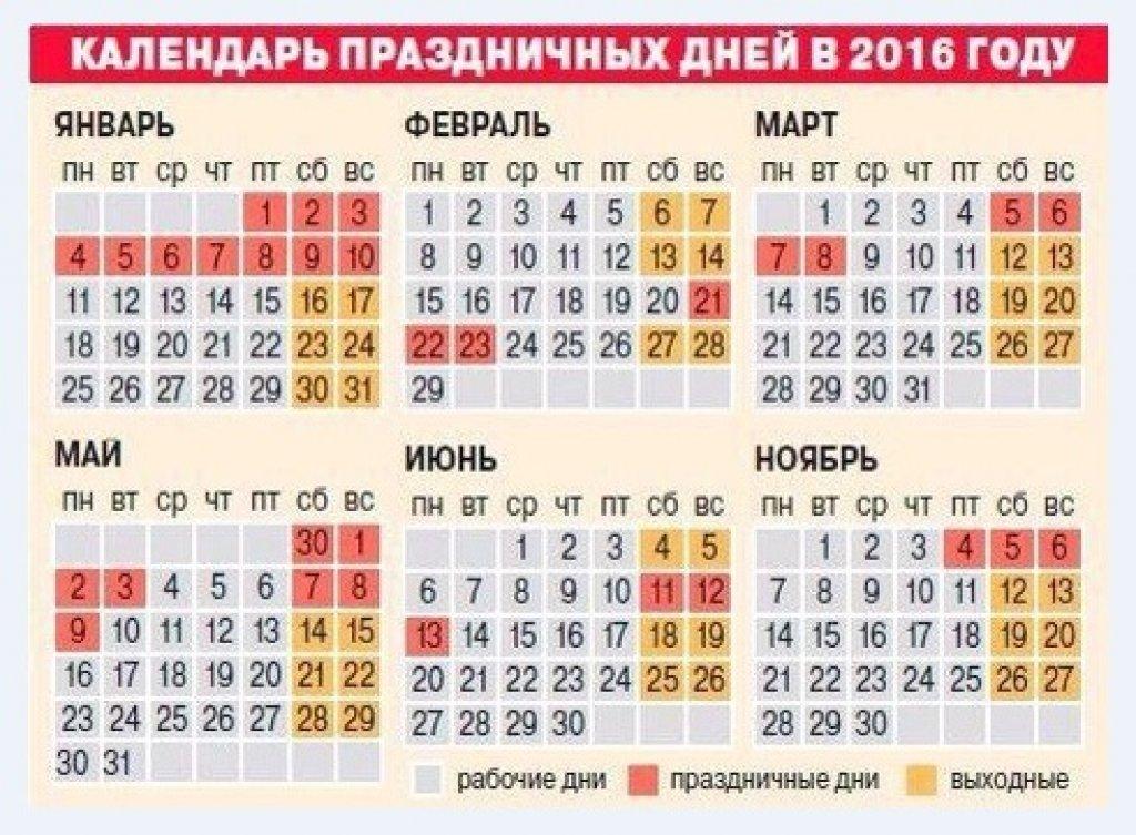 Скачать рецепты из календарей